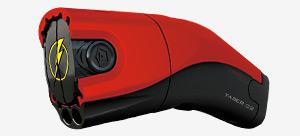 Red Taser C2