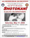 2008 JKA Shotokan Karate Championships