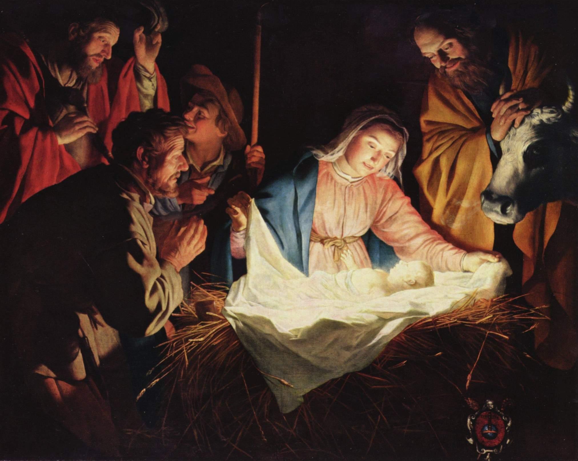 religious merry christmas