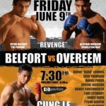 20060511-belfortovereemposter (Overeem versus Belfort in New Hampshire, USA)