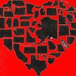 heartmap-red (Happy Valentine's Day America!)