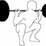 back_squat_weights (An Exercise Collection – Work Your Lower Body – Part 1)