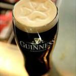 20070317-GuinnessShamrock (Luck of the Irish!!)