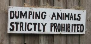 20070811-RiffeLake_AnimalDumpingsm (Silly Saturday)