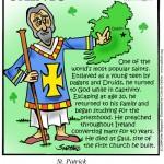 st.patrick-facts (Happy Saint Patrick's Day)