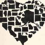 heartmap2 (Happy Valentine's Day America!)